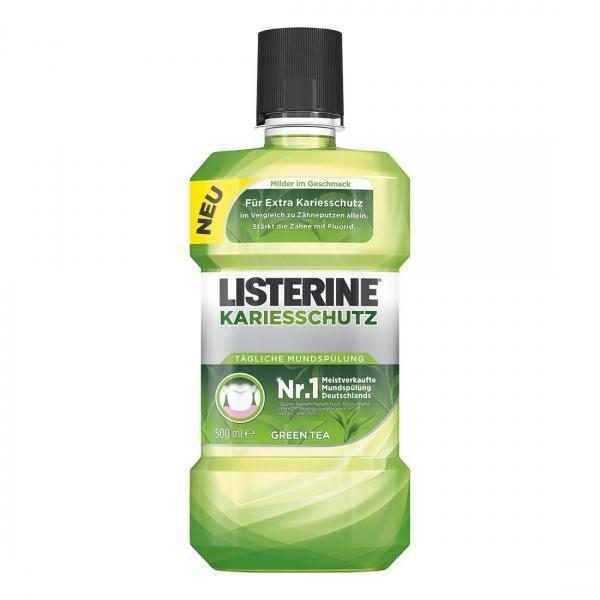 Listerine Mundspülung Kariesschutz 500 ml