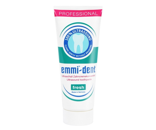 EMAG Emmi-dent Fresh Ultraschall-Zahncreme 75 ml